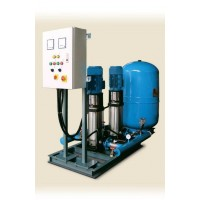 Hydropneumatic Boosting System