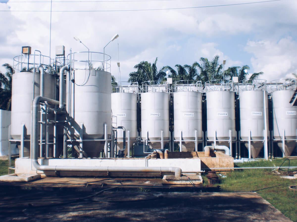 Factory / Mills